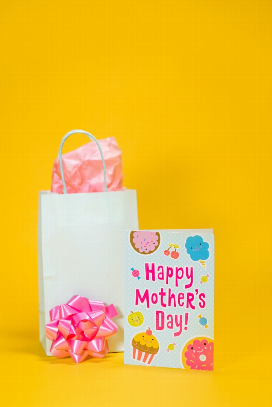 Greeting e-card Happy Mother's Day Greeting Card