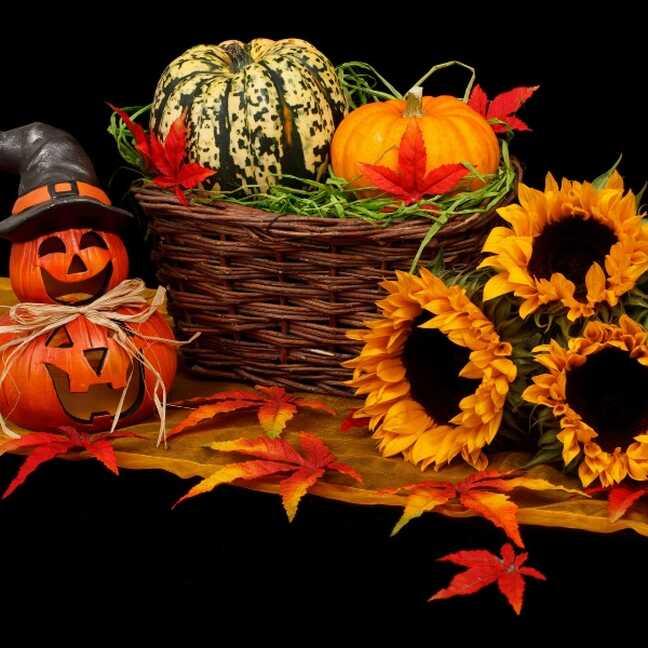 Helovīnu apsveikuma e-kartiņa e-kartiņa