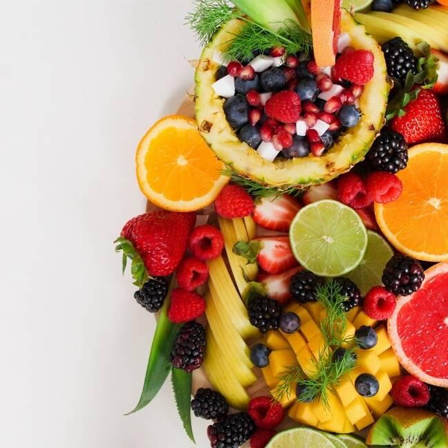 Pasaules veselības diena - augļi e-kartiņa