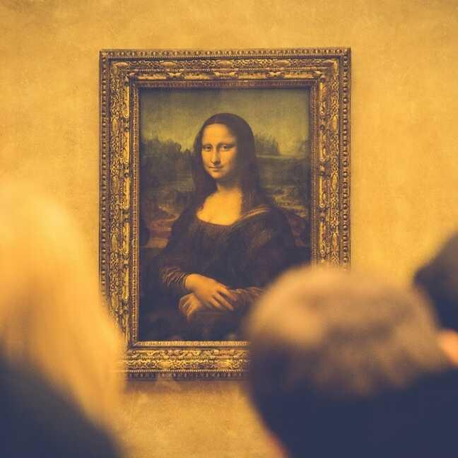 Starptautiskā muzeju diena - Mona Lisa e-kartiņa
