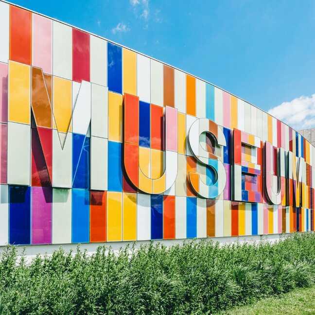 Starptautiskā muzeju diena e-kartiņa