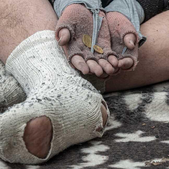 Starptautiskā nabadzības izskaušanas diena e-kartiņa