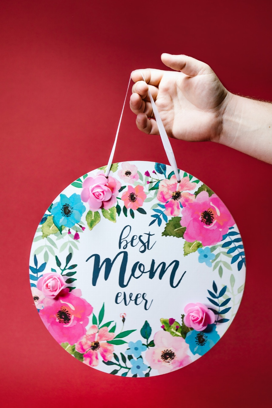 Greeting e-card Best mom ever